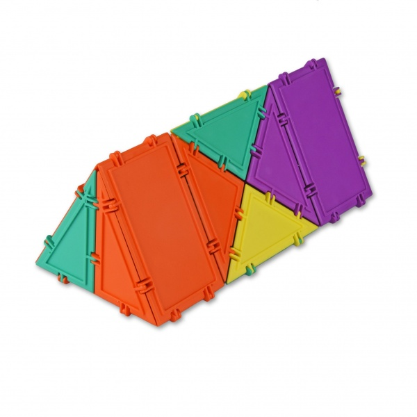 trinagular prism construction