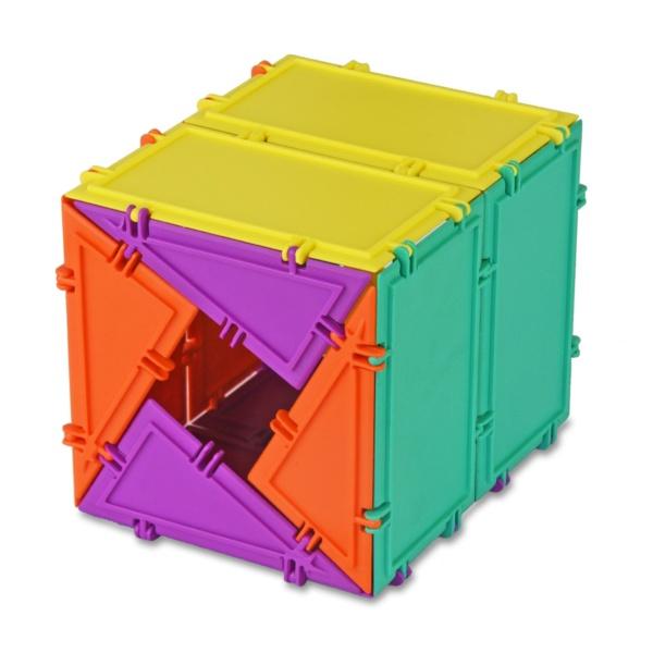 pyth box built with mini set 3