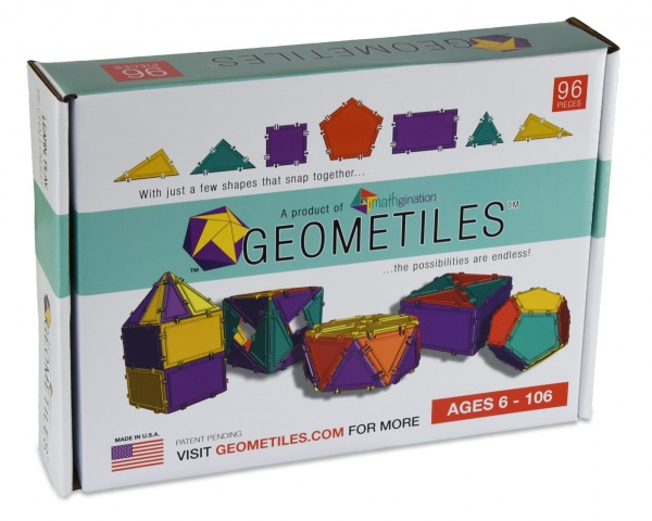 box of 96 piece set
