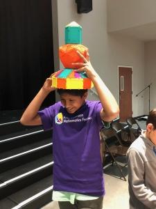 Julia Robinson Math Festival, Carmel Valley